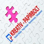 Kraft scrapbookpapír, szívek, réz 30,5x30,5 cm, 180g/m2