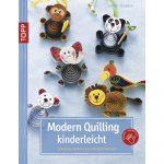 Könyv: Modern Quilling kinderleicht, németül