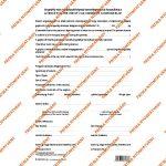 Pátria Nyomtatvány Engedély más tulajdonát képező szgk. használatára 2 lapos garnitúra A/4 álló
