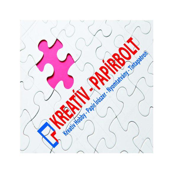 Füzet INTERDRUK UV lakk A/5 60 lap 80 gr papír, Fabulous kockás