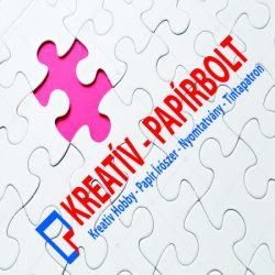 "APLI Mintalyukasztó, kör, 25,4mm, APLI ""Creative"", lila"