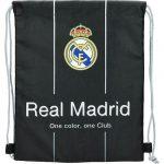 Real Madrid Tornazsák Real Madrid 3 fekete