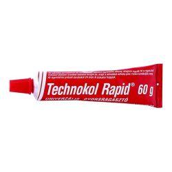 """TECHNOKOL Ragasztó, folyékony, 60 g, TECHNOKOL """"Rapid"""", piros"""