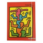 Pigna Füzetbox A/4 Keith Haring 3 cm
